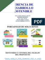 GERENCIA DE DESARROLLO SOSTENIBLE - FRIOTEMP ENERGY S.A.C.