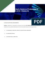 Sistema de seguridad y salud en el trabajo bajo la norma ISO 45001 2018 - Módulo 06.pdf