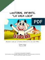 La vaca Lola - Cantoral infantil