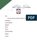 instrumentos de origen en la fisica con aplicacion en medicina.docx