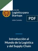 logistica para startups