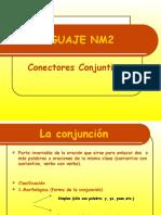 CONJUNCIONES NM2