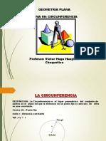 CIRCUNFERENCIA  9na PRACTICA CEDEU