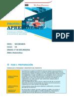 PROYECTO DE APRENDIZAJE_MATEMATICA_ SECUNDARIA