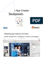 Smart Apps Creator Developments - INOSI