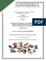 TAREA PRACTICA DECATEDRA