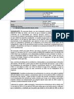 ANALISIS DE SENTENCIA SL2427 DE 2015