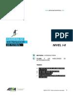 Asignatura Introductoria V 16 - Clase 1