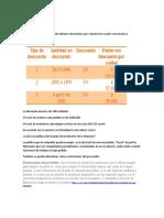 EJERCICIO 2 y  4 gestion de compras