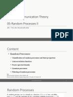 EEE310 05 Random Processes II.pdf