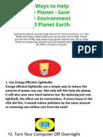 50 ways in environment.pptx