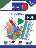 11 modulo Estadística Prueba de Conocimiento Básicos Matemáticas