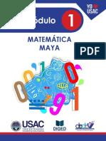 1 modulo Matemática Maya Prueba de Conocimiento Básicos Matemáticas