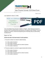 pinoybix.org-Gibilisco MCQ in Basic Physical Concept  ECE Board Exam