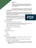 5. Markets and Destinations.docx