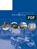 Vehicle Parking Standards