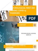 Psychological First Aid During Covid-19 Pandemic_Corporate