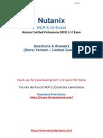 NCP-5.10-demo