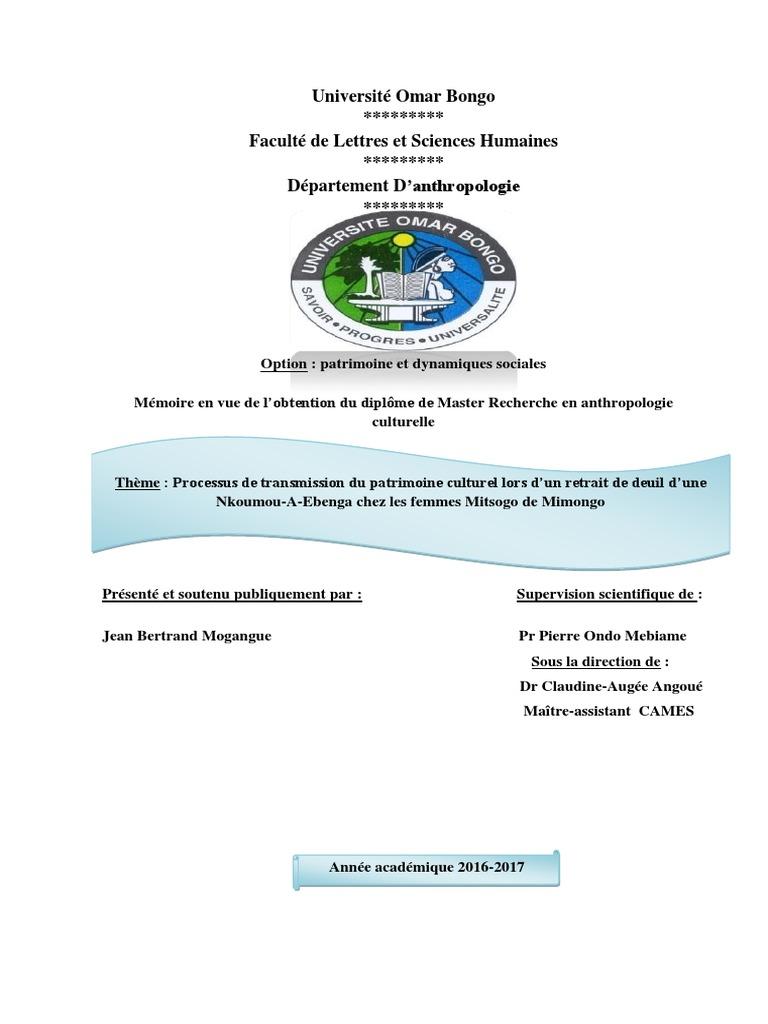 NGOUNIE/ Le Réseau Femme leve-toi à Mouila pour la culture des AGR