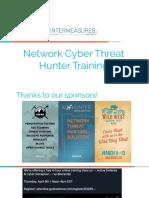 CyberThreatHuntingTraining_JohnStrand_Full
