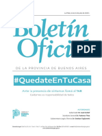 Boletín Oficial de la PBA