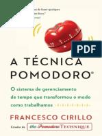 Francesco Cirillo - A Técnica Pomodoro-Sextante (2019)
