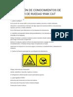 Examem Cat 994K