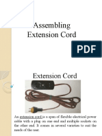 assembling extension cord.pptx
