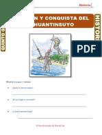 25. Invasion y Conquista del Tahuantinsuyo