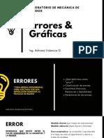 Presentación Errores & Gráficas