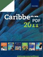 2011 Caribbean Catalogue