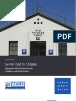 Sentenced to Stigma