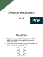 Arhitectura Calculatoarelor Curs 2