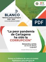 Libro Blanco del Distrito de Cartagena - Parte I