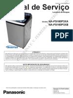 Manual de Serviço Na-fs160p3xana-Fs160p3xb