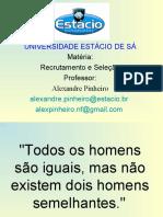 02 - Recrutamento e Seleção.ppt