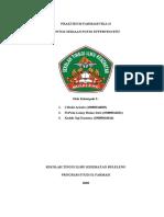 PRAKTIKUM FARMASETIKA II KE 6