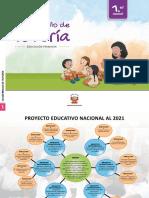 Cuadernillo de Tutoría Primer Grado Educación Primaria 2020