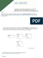SQL SERVER CONSULTAS Y SUBCONSULTAS