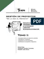Gestion de Proyectos Tomo I