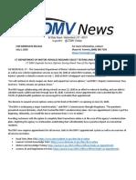 DMV Update 7.2.2020