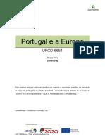 6651 - Portugal e a União Europeia