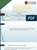 Capítulo IV.Operaciones básicas y complementarias en la elaboración de embutidos.pptx