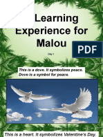 A Learning Experience for Malou day 1.pptx