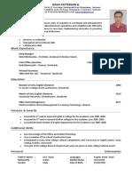 resume+2020