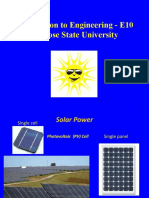 How Solar Cell System Work