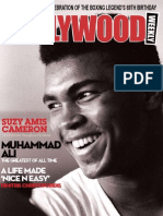 """Hollywood Weekly Launches its January 2011 Cover Celebrating the 69th Birthday of  Boxing Legend """"Muhammad Ali"""""""