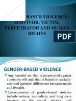 gender AND SOCIETY 4