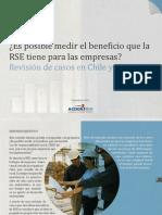 RSE - Estudio de Beneficios de la RSE de Acción RSE