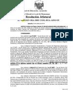 RESOLUCION JEFATURAL JORGE AGUADO LIMACO